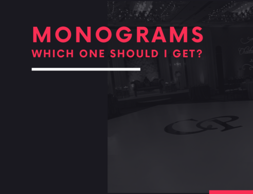Monograms | Which one should I get?